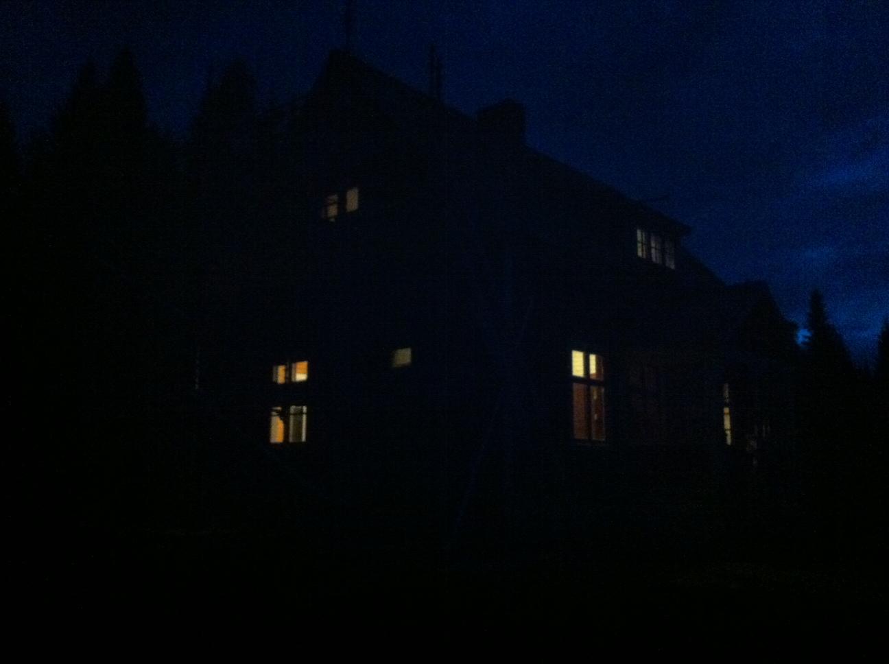 lys i hus