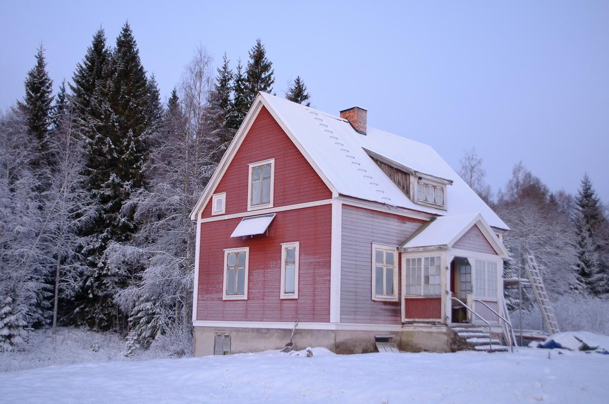 2014-12-28 Bottenbo en kold morgen